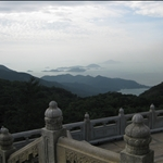 Lantau Island - View from Ngong Ping Plateau