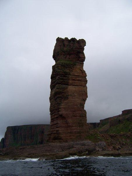 OLD MAN OF HOY, ORKNEY, AUG 2005
