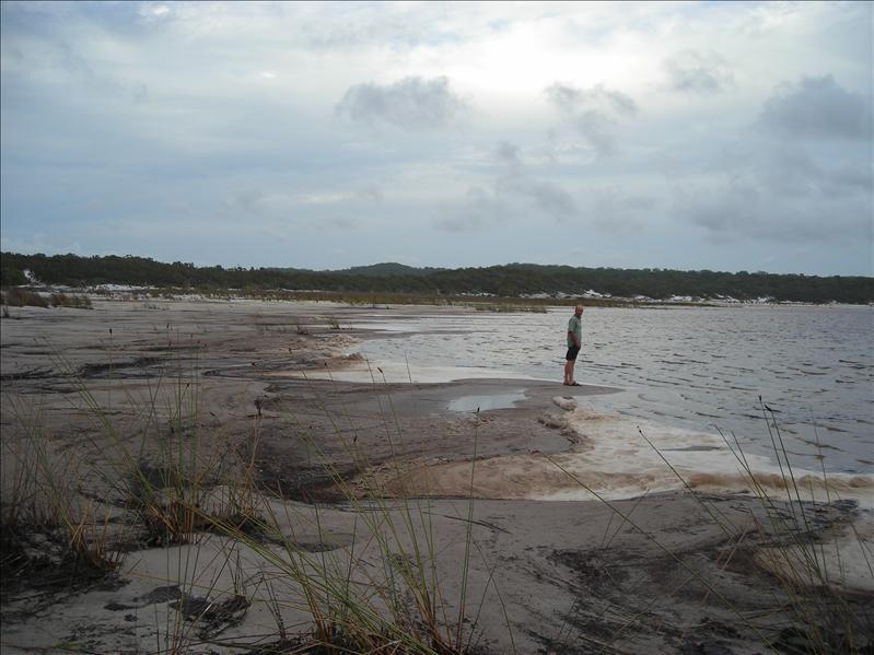 Papa•Fraser Island