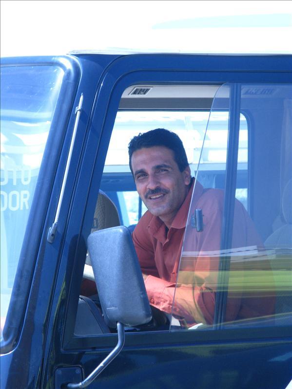 buschauffeur Hesham