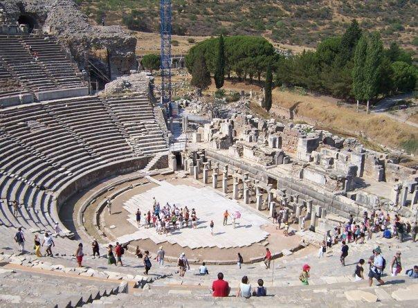 EPHESUS - THEATRE
