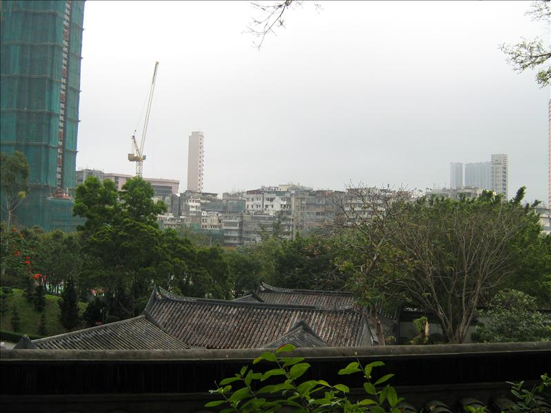Kowloon Walled City Park