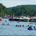 Party Cove on the Lake (water patrols have increased this year)