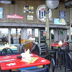 Tacky Jacks Restaurant, Orange Beach Alabama near Gulf Shores Alabama