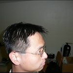 新髮型 - 美國大媽的傑作 - 五分鐘唷!