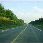 On the road to Fenlon Falls