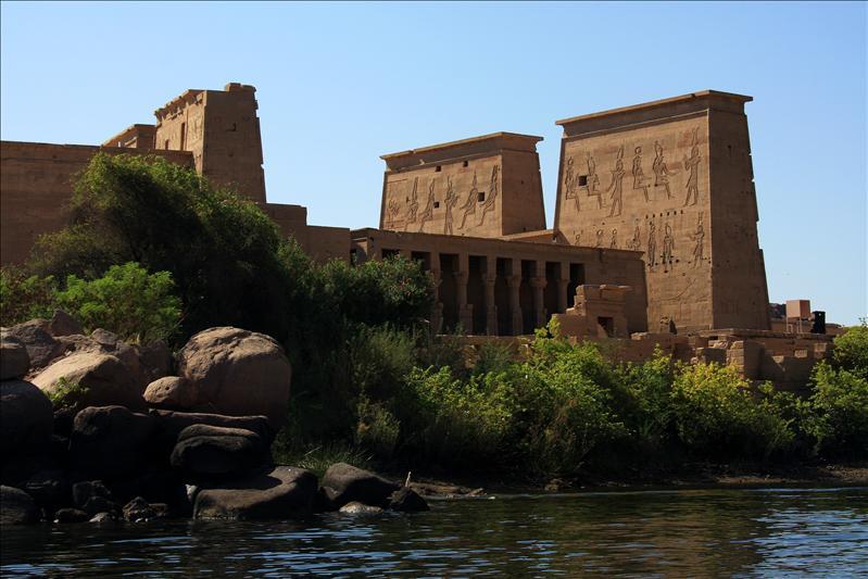 Tempel van Isis
