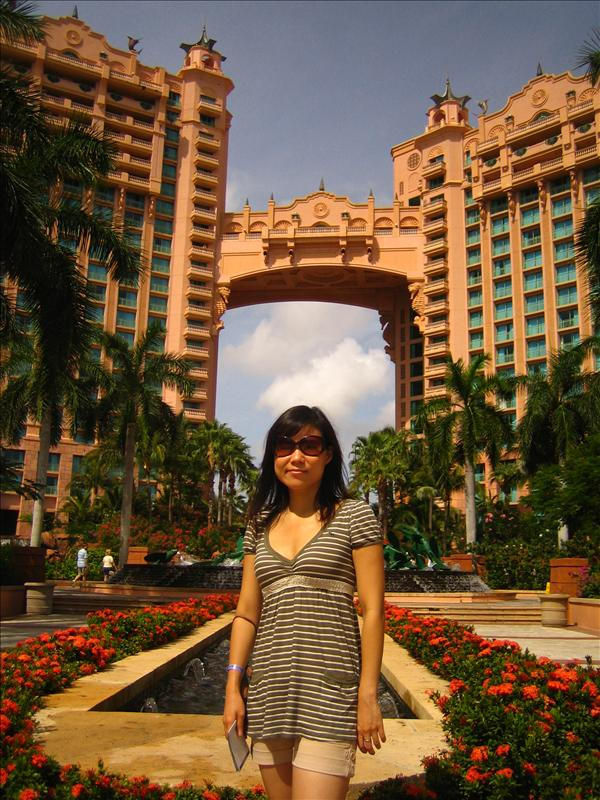 Atlantis, Paradise Island, Royal Tower