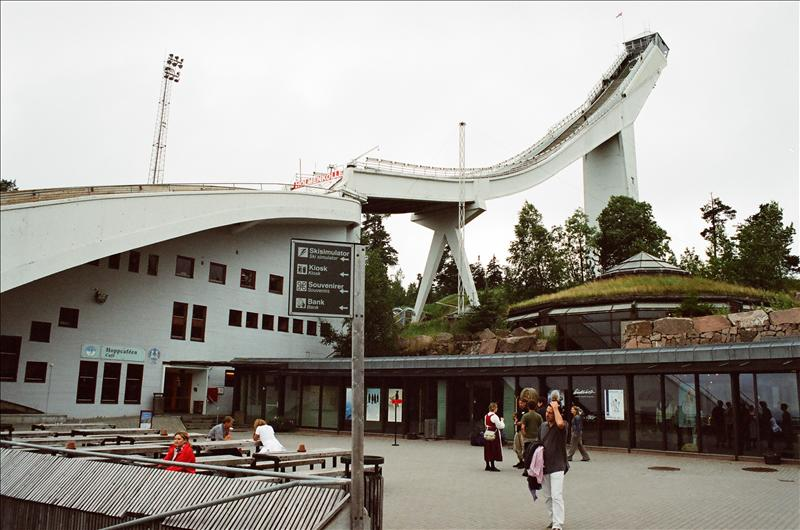 holmenkollen skijump