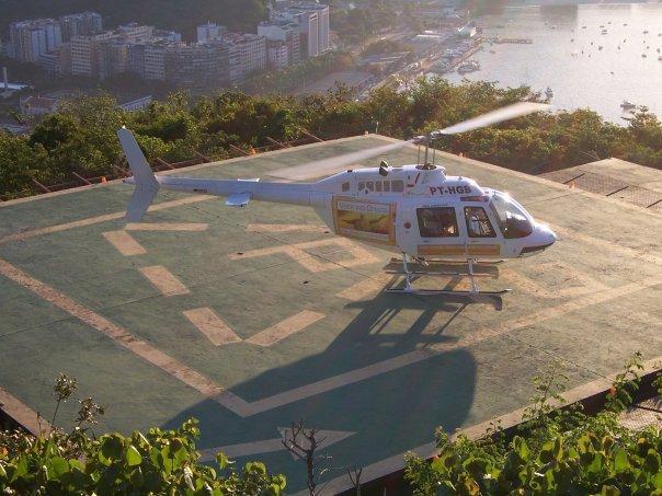 RIO DE JANEIRO BY AIR