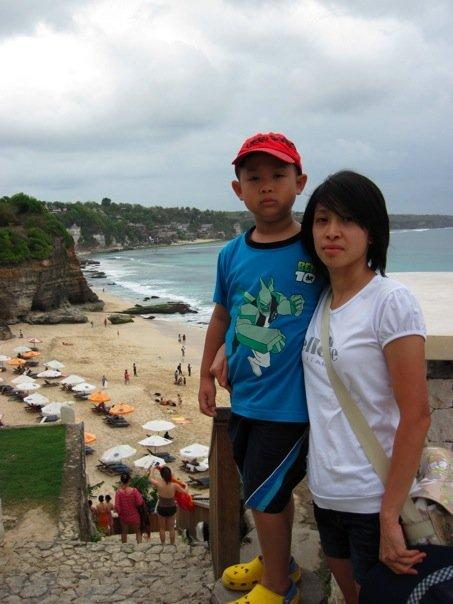 Still think that Dream Land Beach is the best beach in Bali.