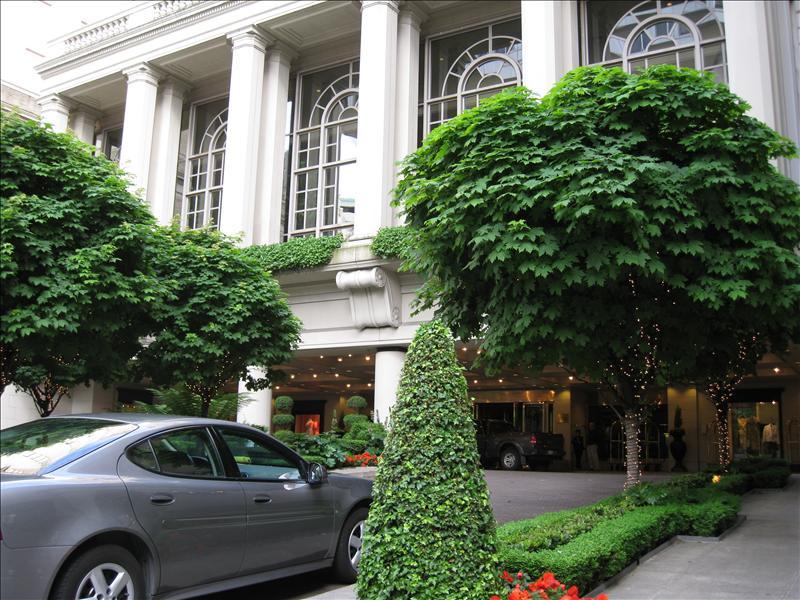 Our hotel.. Fairmont