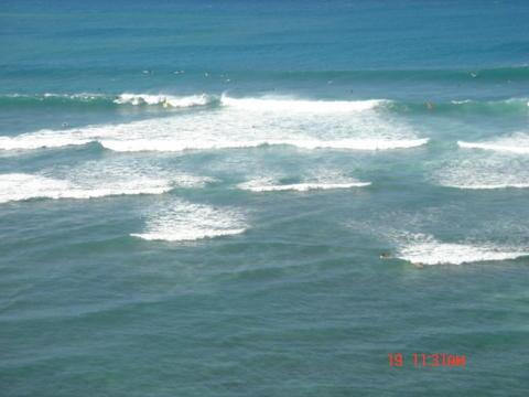Beautiful Hawaiian Waters