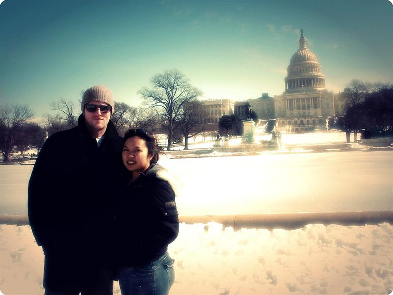 Ray & I in DC