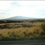 Kona - View to Mauna Loa
