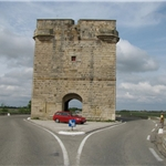 .. Tour Carbonnier (entrance gate).