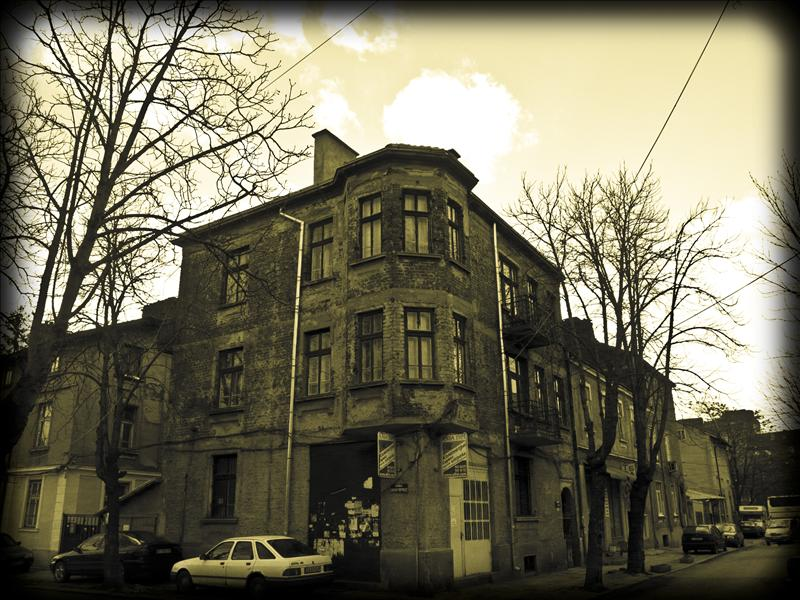 Old house in Sofia