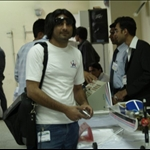 In Abbottabad for participation in software exhibation May 8th 2007