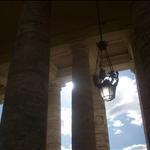 Vatican city poles