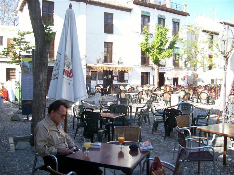 Granada- Albaicin