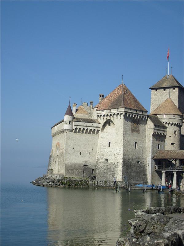 Château de Chillon•2008