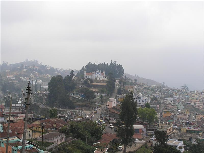 Kodaikanal hill station towns