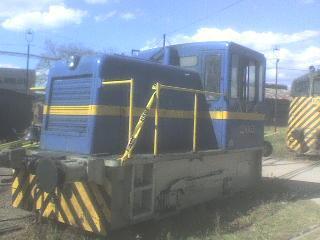 Diesel GE año 1954 202