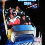 Reaction Shot - Space Mountain
