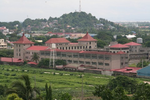 My cousin's high school, Calamba, Laguna