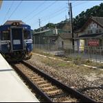 081129-Train & Bike trip