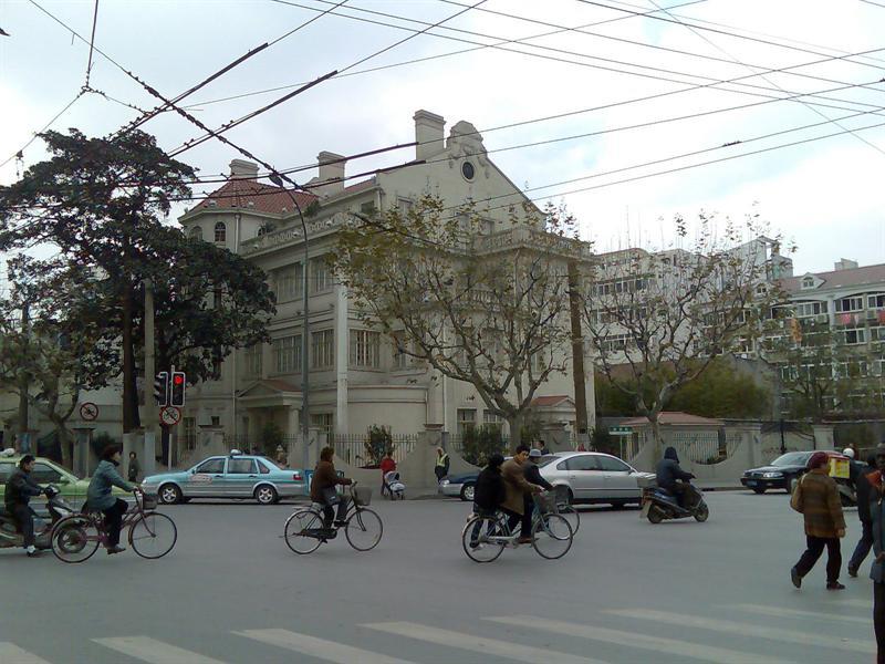 北京西路上的老洋房
