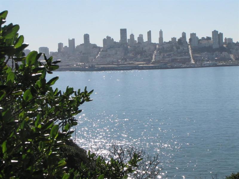 Alcatraz Federal Penitentiary - San Francisco
