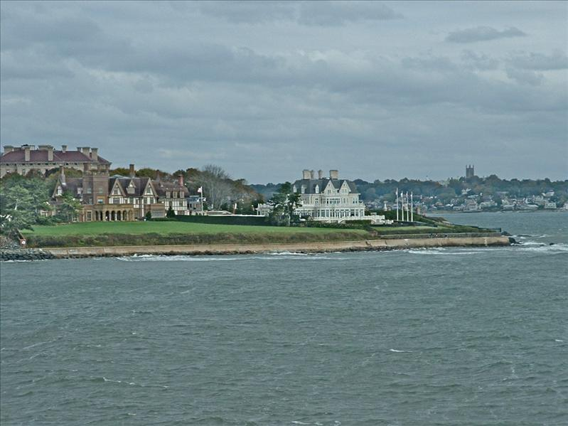 Mansions of Newport, RI