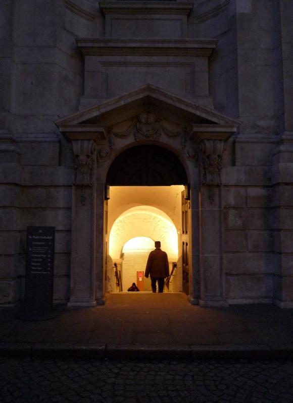 St Paul's Crypt