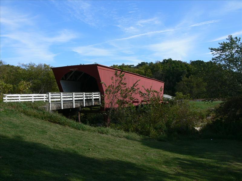 Roseman Bridge 1883