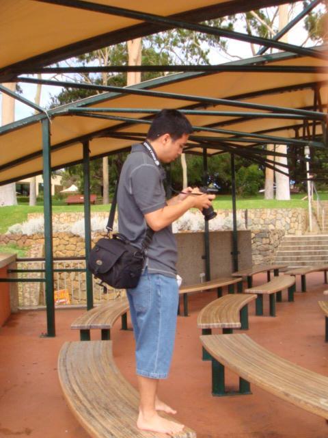 Mr. camera man