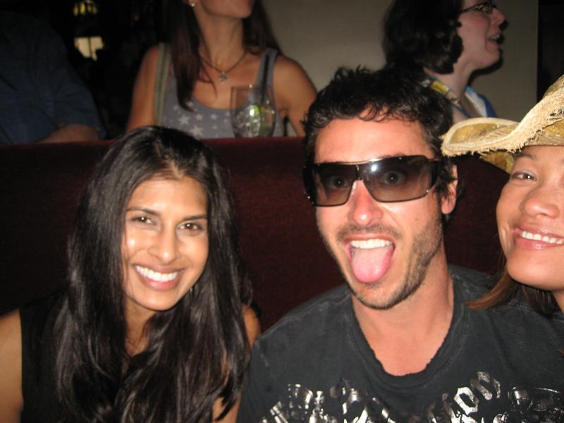 Monita  and Johnny Rock