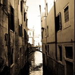 Venezia, the city of Canals.