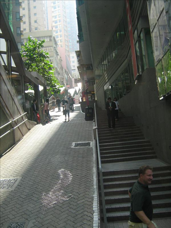 Soho in Hong Kong
