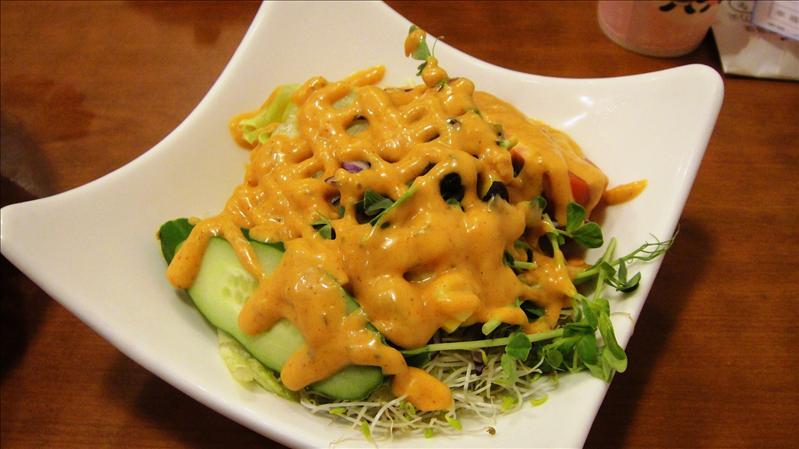 幸福套餐生菜沙拉-1