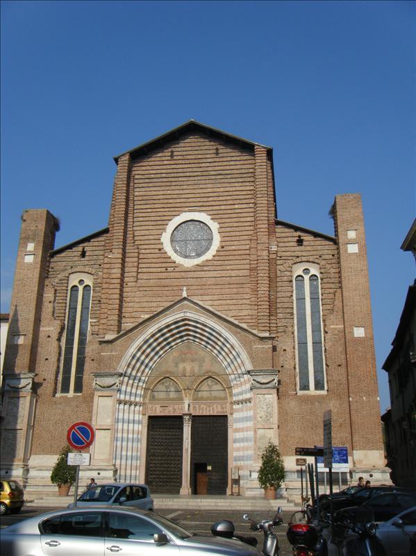 church of s. anastasia