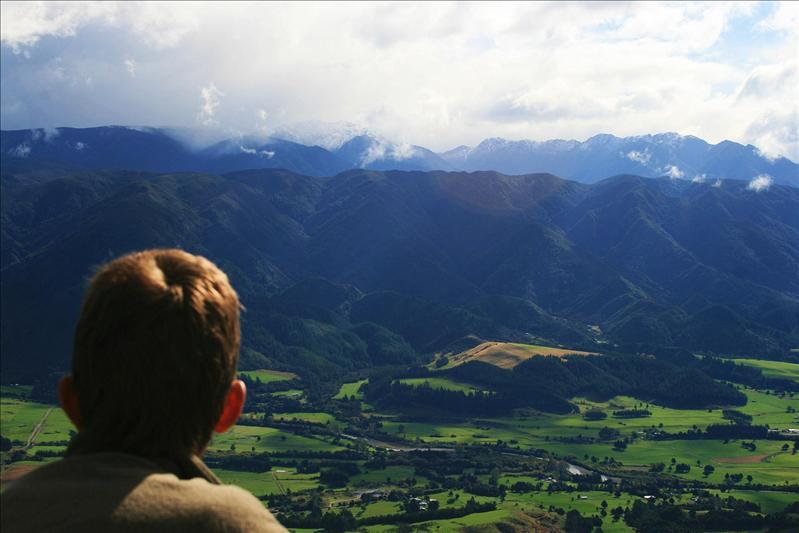 View Point - Abel Tasman.