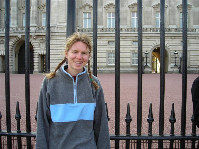 Aline•Buckingham palace•2008