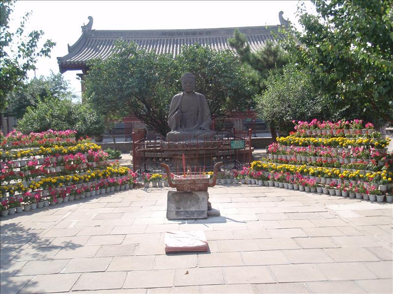 Upper Huayan Temple Complex