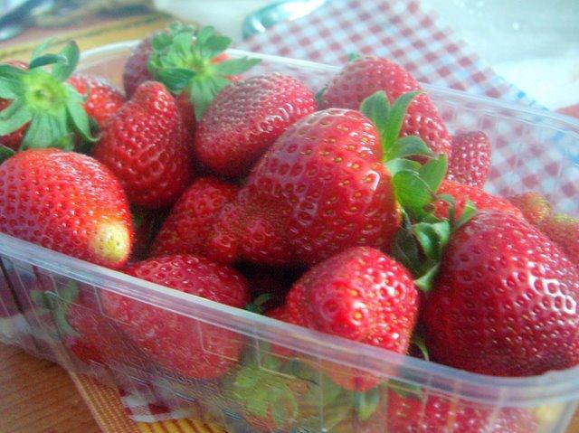 西班牙草莓 500g 1.99歐