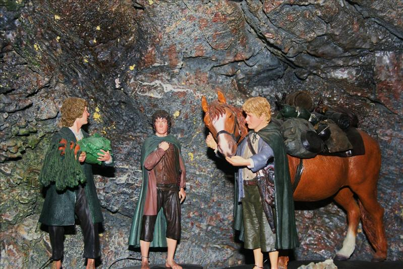 Weta Caves.