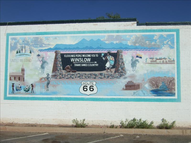 Winslow, Arizona