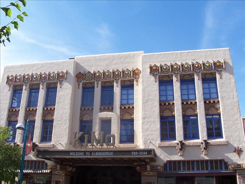 The KiMo Theatre