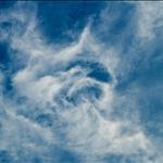 天上的彩云 像狮子5