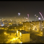 31 Dec '08 - Shumen at Night
